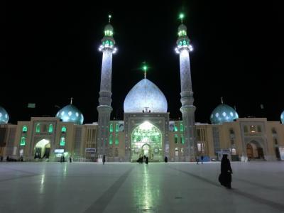 イラン2ヶ月滞在★イランの百度参り、ジャムキャラン・モスク