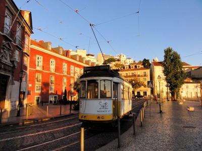 リスボンで乗り物乗りまくり記