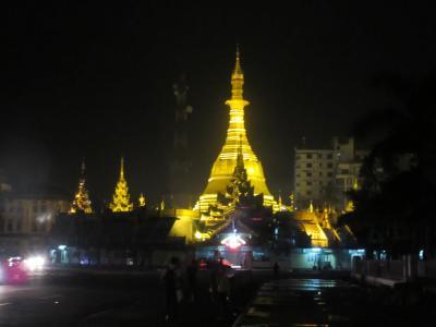 ミャンマ-の街をぶらり(ヤンゴン編・1)