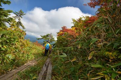 会津駒ヶ岳登山