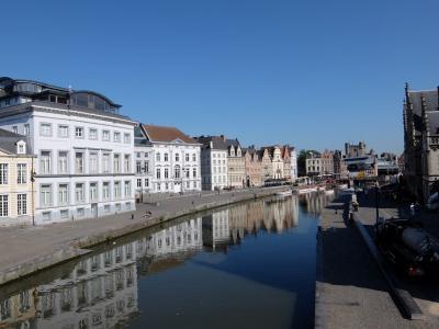 オランダ・ベルギー 夏旅はランドオンリーでツアー参加5 ゲント/ブルージュ編