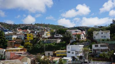 チリのWineryとバルパライソとビーニャ・デル・マル -ビジネスクラスで行く地球一周★の旅- 【Valparaiso・Vina del Mar】
