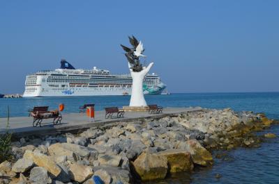 晴天続きのアドリア海クルーズと、ベネチア近郊の街を巡る旅④(クサダシ)