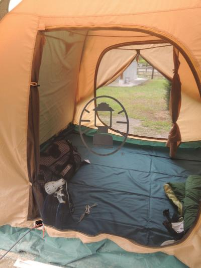 手ぶらとも言えないキャンプ(1)