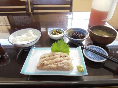 南房総最南端野島崎。なめろうを食べに。