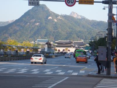 秋のソウル周辺・・・・・②朝のソウル市内