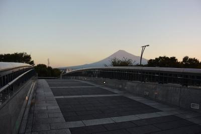 散歩 2015.10.07 =富士山を見ながら…=