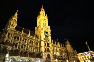 奥様わがままドイツ旅(1) ミュンヘン観光5分で終了!そのわけは?