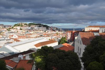 夏旅は初ポルトガル04★リスボン★哀愁漂う夕暮れのリスボン