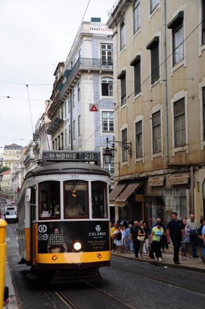 夏旅は初ポルトガル05★リスボン★朝のひとりさんぽ