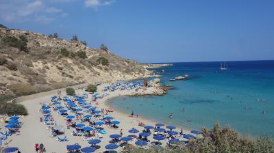 【2015.09】キプロスは1日で海・山両方楽しめる!(海編)