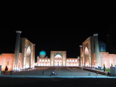 憧れだったウズベキスタンに行ってきました☆5日目はサマルカンド