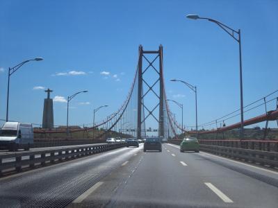 夏旅は初ポルトガル07★リスボン→エルヴァス★レンタカーでドライブ