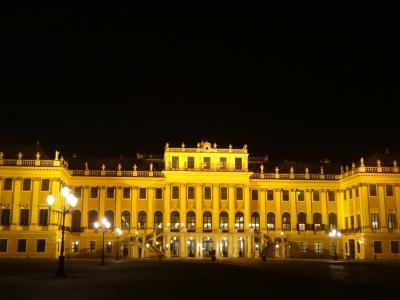 音楽を聴きにウィーンへ (シェーンブルン宮殿コンサート)