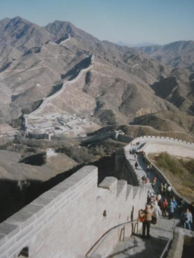 (6)1984年12月~1985年1月中国の旅7日間(北京 南京 無錫 蘇州 上海)