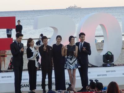 10月の韓国。釜山映画祭♪初めてのLCCジンエアーは・・・