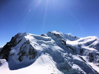 スイスアルプス3大名峰③ モン・ブラン