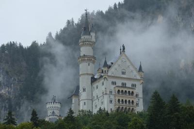 ミュンヘン☆オクトーバーフェストとロマンチック街道!南ドイツ自力旅②