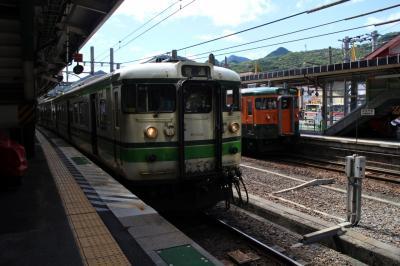 東京から函館へ鉄道旅−1 上越線に乗って