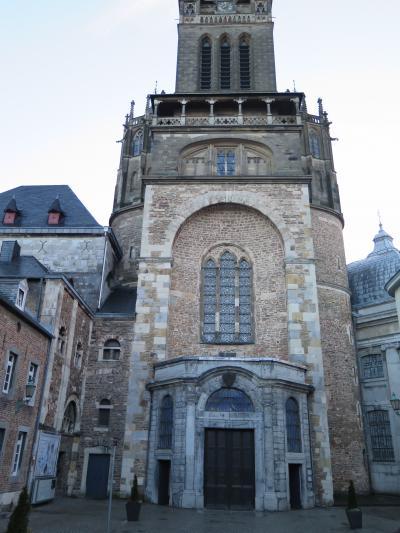 最初の世界遺産、アーヘン大聖堂界隈、もう一度ケルンへ