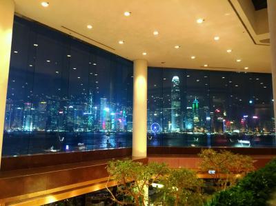2015 SEP インターコンチネンタル香港 滞在記