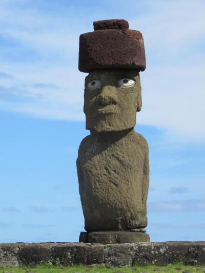 タヒチ・イースター島8日間②イースター島