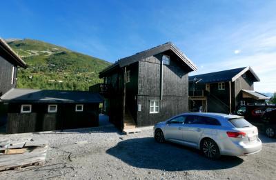 ノルウエーフィヨルドドライブ1700km 12-Stranda Bookingでの3泊,Hellesyltへ