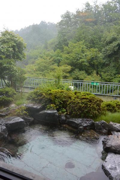 名栗温泉の一軒宿『大松閣』でまったり
