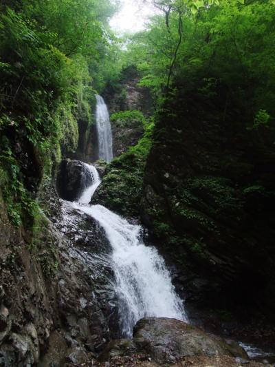 那須塩原温泉郷に遊ぶ(滝&温泉&グルメ)旅