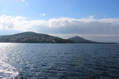 プリンスィズ諸島でイスタンブール・ビエンナーレを見る