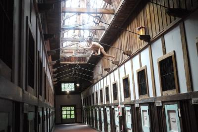 北海道開拓史を陰で支えた網走刑務所の囚人秘話、網走監獄(博物館)