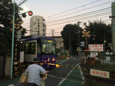 【東京:早稲田】 永青文庫と、都電でぶらり。