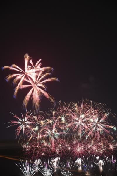 今年も4尺玉見るぜ―!!ギネスにも乗った「こうのす花火大会」