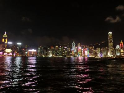 澳門・香港のたび⑤ シンフォニー・オブ・ライツ&女人街