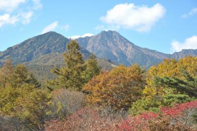 八ヶ岳から富士山ドライブ