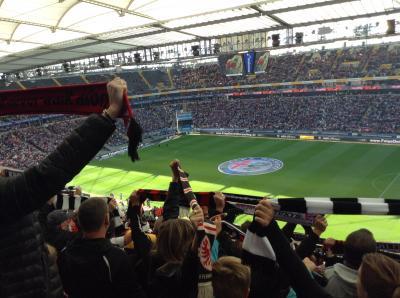 ドイツ・オランダ2015年(2)~ブンデスリーグ観戦編その2~