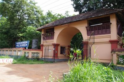 2015シルバーウィーク南インド旅◇09ーチェルトゥルティ・カラマンダラム(1)
