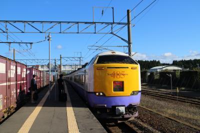 東京から函館へ鉄道旅−4 津軽線に乗って
