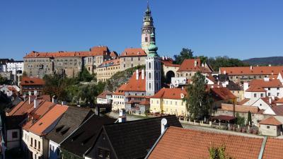 遊び乗り五日目~チェコ共和国
