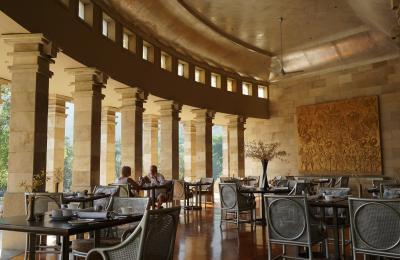 アマンジヲで朝食!素敵な空間を味わう インドネシア・シンガポールの旅3-2