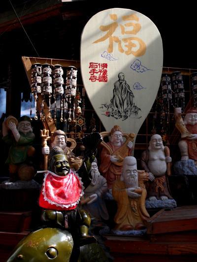 1;四万十川に魅かれて1−6;熊野山石手寺参詣