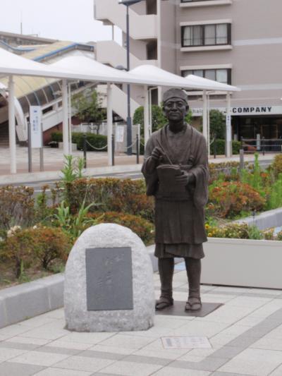 白石市を発ち、岩沼宿(20)を目指す。(奥州仙台道 No18)