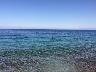 紅海リゾート ダハブへ