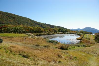 初秋の吾妻山