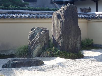 紫野大徳寺の境内と庭園散策(臨済禅最高峰の庭を歴史の足跡とともに見る)