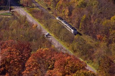 秋の北海道、道東地方を巡る旅 ~瀬戸瀬周辺の紅葉を見に訪れてみた(非推奨編)~
