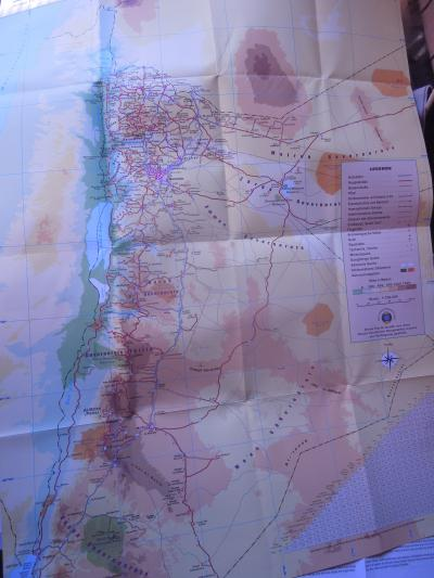 砂漠の国ヨルダン。1.アンマン到着