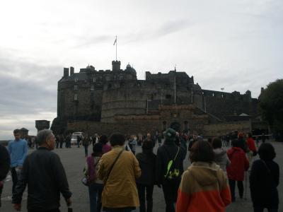 イギリスに行きました。(スコットランド)