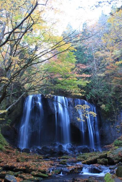 磐梯の滝を巡る旅