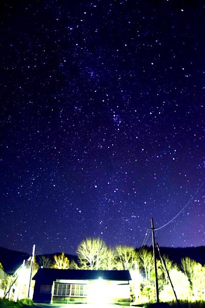 秋の北海道、道東地方を巡る旅 ~夜の金華駅と常紋峠の星空を見に訪れてみた~